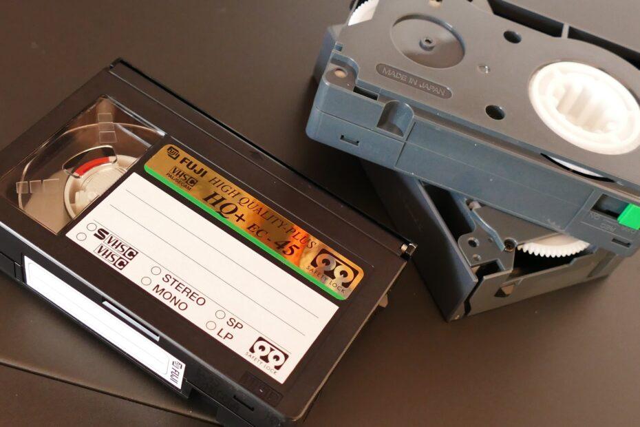 VHS digitalisieren lassen